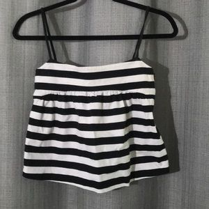 Striped Zara top
